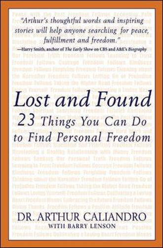 Lost and Found: 23 Things You Can Do to Find Personal Freedom (Paperback)