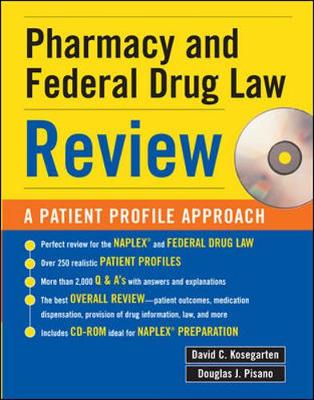 Pharmacy and Federal Drug Law Review: A Patient Profile Approach (Paperback)