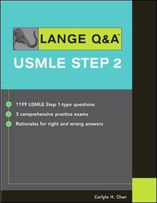Lange Q&A - USMLE Step 2 - Appleton & Lange Review Book (Paperback)
