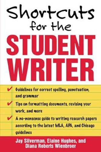 Shortcuts for the Student Writer (Paperback)