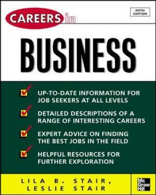Careers in Business - Careers In! Series (Paperback)