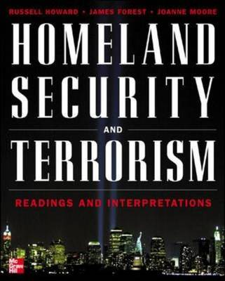 Homeland Security and Terrorism: Readings and Interpretations (Paperback)