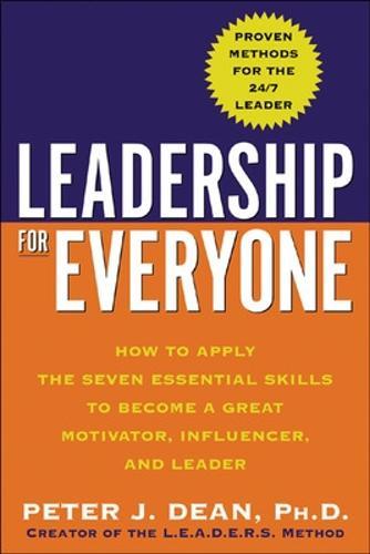 Leadership for Everyone (Hardback)