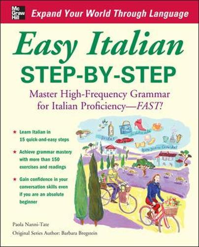 Easy Italian Step-by-Step (Paperback)