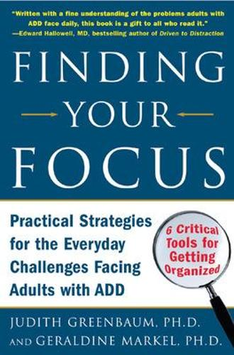 Finding Your Focus (Paperback)