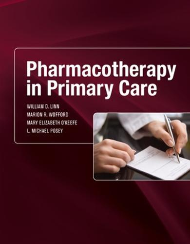 Pharmacotherapy in Primary Care (Paperback)
