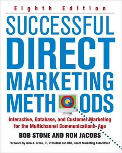 Successful Direct Marketing Methods (Hardback)