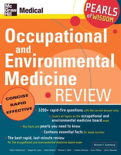 Occupational and Environmental Medicine Review: Pearls of Wisdom: Pearls of Wisdom - Pearls of Wisdom (Paperback)