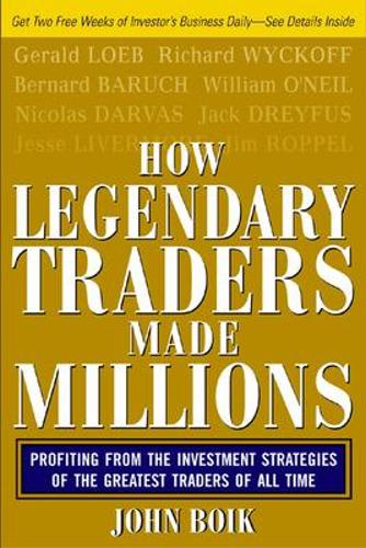 How Legendary Traders Made Millions (Paperback)