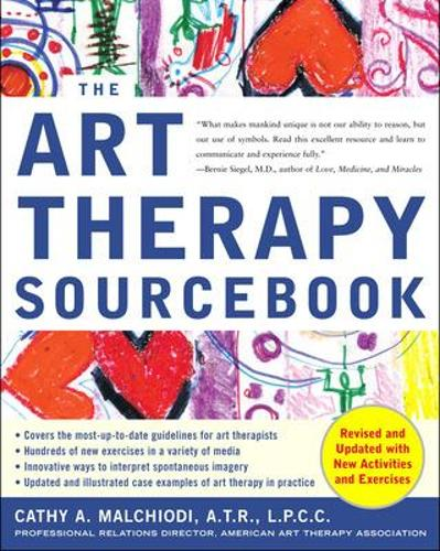 Art Therapy Sourcebook - Sourcebooks (Paperback)