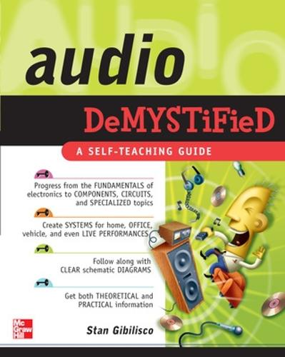 Sound engineering explained by michael talbot smith waterstones audio demystified fandeluxe Gallery