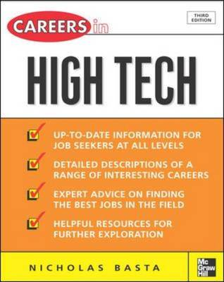 Careers in High Tech - Careers In! Series (Paperback)
