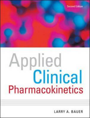 Applied Clinical Pharmacokinetics (Paperback)