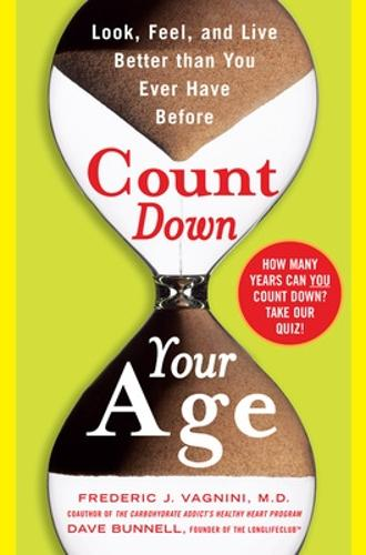 Count Down Your Age (Hardback)