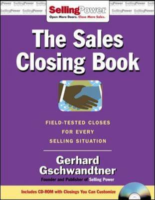 Sales Closing Book: Field-tested Closes for Every Selling Situation - Sellingpower Library (Paperback)