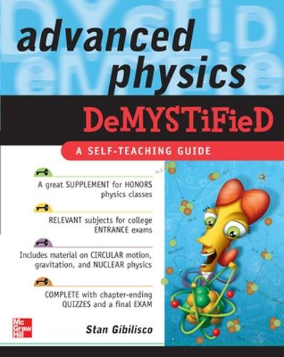 Advanced Physics Demystified - Demystified (Paperback)