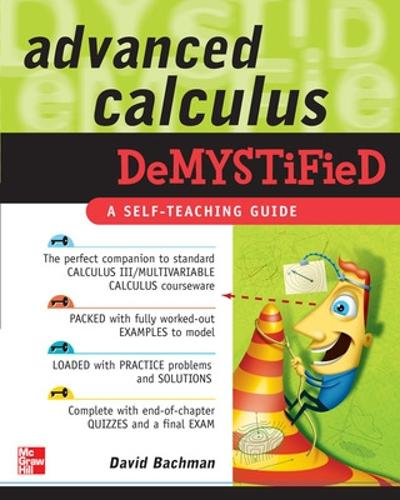 Advanced Calculus Demystified - Demystified (Paperback)