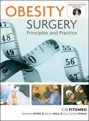 Obesity Surgery: Principles and Practice (Hardback)