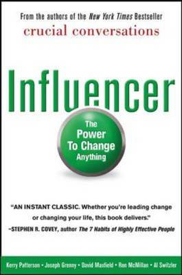 Influencer: The Power to Change Anything (Hardback)
