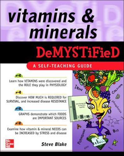 Vitamins and Minerals Demystified - Demystified (Paperback)