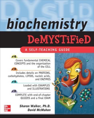 Biochemistry Demystified - Demystified (Paperback)