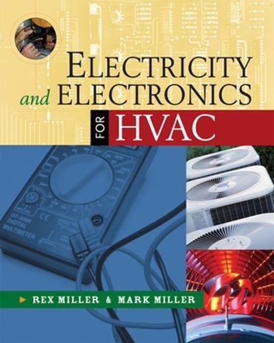 Electricity and Electronics for HVAC (Paperback)