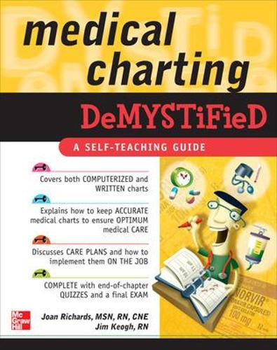 Medical Charting Demystified - Demystified (Paperback)