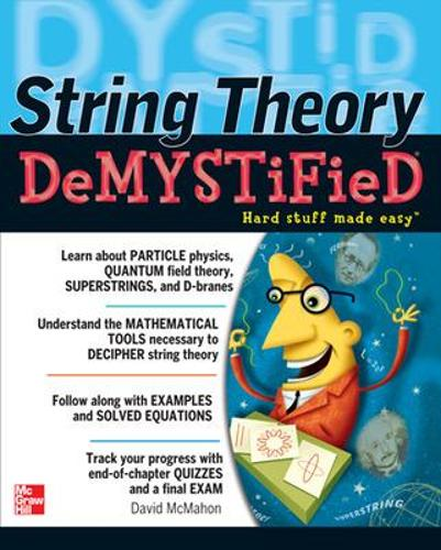 String Theory Demystified - Demystified (Paperback)