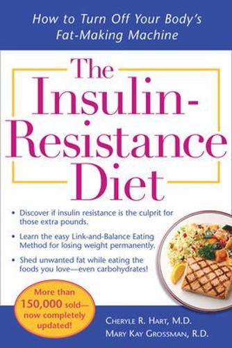 The Insulin-Resistance Diet--Revised and Updated (Paperback)