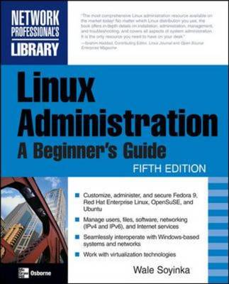 Linux Administration: - Beginner's Guide (Paperback)