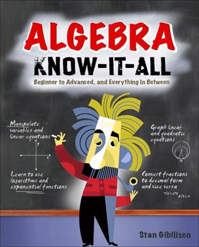 Algebra Know-It-ALL (Paperback)