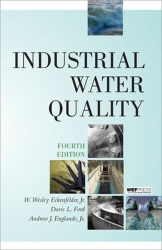 Industrial Water Quality (Hardback)