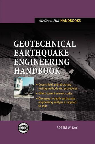 Geotechnical Earthquake Engineering Handbook - McGraw-Hill Handbooks (Paperback)