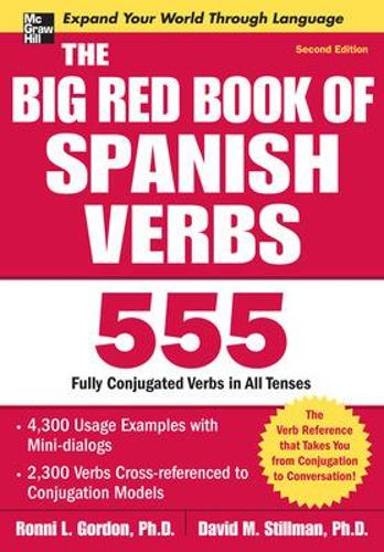 The Big Red Book of Spanish Verbs, Second Edition (Paperback)
