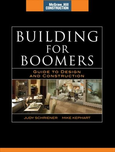 Building for Boomers (McGraw-Hill Construction Series) (Hardback)