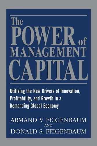The Power of Management Capital (Paperback)