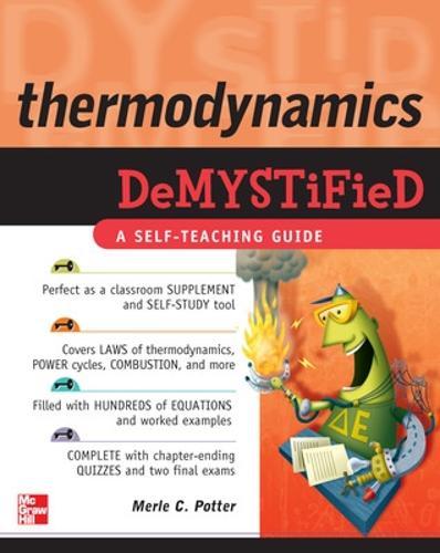 Thermodynamics DeMYSTiFied - Demystified (Paperback)