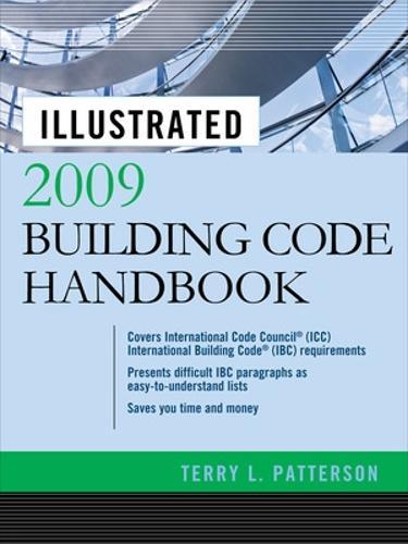 Illustrated 2009 Building Code Handbook (Hardback)