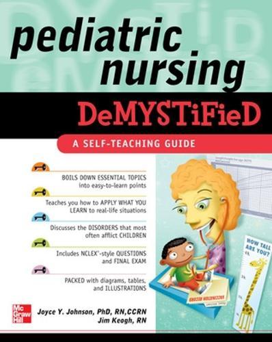 Pediatric Nursing Demystified (Paperback)