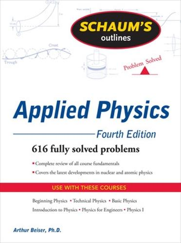 Schaum's Outline of Applied Physics, 4ed (Paperback)