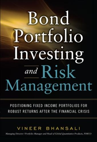 Bond Portfolio Investing and Risk Management (Hardback)