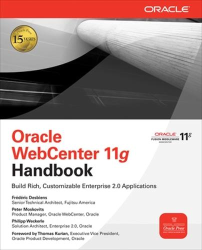 Oracle WebCenter 11g Handbook - Oracle Press (Paperback)