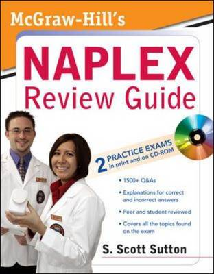 McGraw-Hill's NAPLEX Review Guide: SET 2