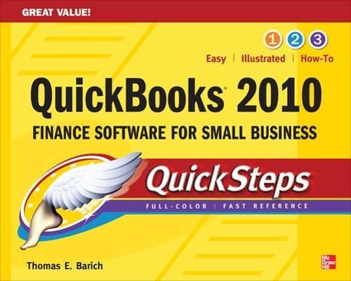 QuickBooks 2010 QuickSteps - QuickSteps (Paperback)