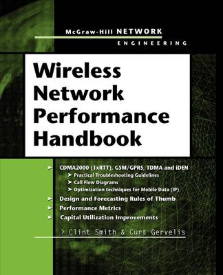 Wireless Network Performance Handbook (Paperback)