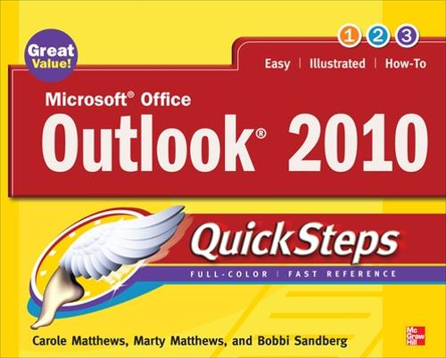 Microsoft Office Outlook 2010 QuickSteps (Paperback)