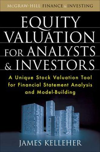Equity Valuation for Analysts and Investors (Hardback)