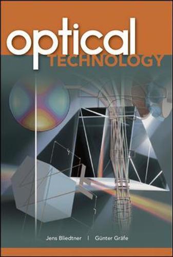 Optical Technology (Hardback)