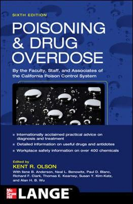 Poisoning and Drug Overdose, Sixth Edition (Paperback)
