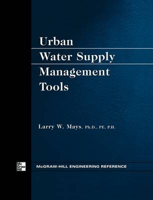 Urban Water Supply Management Tools (Paperback)
